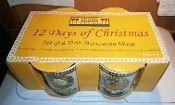 Debbie Mumm Twelve Days Christmas Mug Sets