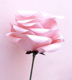 Soft pink rose (35 LEI la Nunny.sDiary.breslo.ro) Diana, Abstract, Rose, Artwork, Plants, Summary, Pink, Work Of Art, Auguste Rodin Artwork