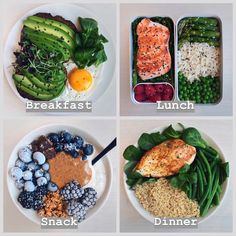 Must try nutrition pointers to make any meal healthier. Study the totally smart nutrition pinned image reference 7711485166 today. Healthy Meal Prep, Healthy Life, Healthy Snacks, Healthy Living, Dinner Healthy, Healthy Choices, Healthy Food Tumblr, Happy Healthy, Clean Eating