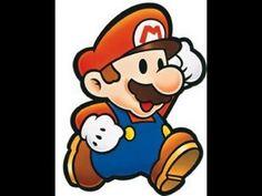 Mario plays