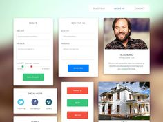 Today we are compiled a list of free UI kits for designers, These free UI kits are in PSD format and helpful for you. As a designer you constantly seek fre