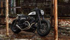 Yamaha XV950 Cafe Racer Speed Iron by Moto di Ferro