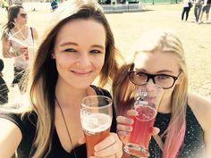 Enjoying beer at the SA on tap!!! Life is good!!! #foodblog #durban #craftbeer #beer #girls #031 #durban031