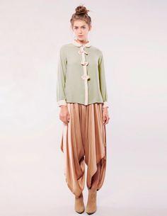 SQ Harem Trousers.