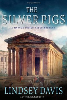 The Silver Pigs (Marcus Didius Falco Mysteries) by Lindse... http://www.amazon.com/dp/031235777X/ref=cm_sw_r_pi_dp_Y-ptxb1CNTNBD