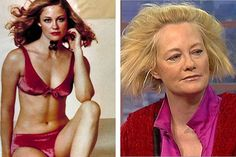 Cybil Shepherd Actress/model
