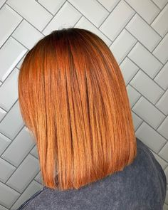 Bobs are super trendy right now and look stunning on anyone. Bobs are great because they can be in a range of colors and lengths, catering to anyone's... Pelo Multicolor, Bob Cuts, Inverted Bob, Hair Affair, Short Hairstyles For Women, Looking Stunning, Bobs, Hair Inspiration, Fashion Forward