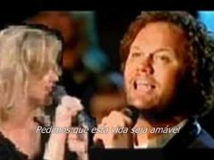 This is what Madison and MaKenzie sang for competition! They did FANTASTIC!!!  David Phelps e Lauren Talley  - The Prayer (legendado) Português.wmv