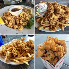 Clam Shack Style Fried Clams