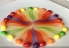 Here's a fun skittle science experiment to do with your kiddos! They will watch in amazement as the colors spread! Made by Early Learning Toys Supplies Needed: Skittles Warm water Cup Plate Have your little ones make a circle with different colored s Science Party, Cool Science Experiments, Preschool Science, Science Classroom, Science Fair, Teaching Science, Science For Kids, Science Activities, Science Projects