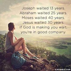 Wait wait wait, my great season of wait : )  Be still and know that I am God- Psalm 46:10  mwordsandthechristianwoman.com