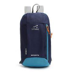 New 10L Waterproof Nylon Backpack Small Women Men Climbing Bag Urban Daily  Backpacks Children Teenager Boy d0f562ffa97fb