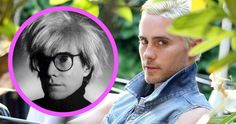 Jared Leto Is Andy Warhol in New Biopic -- Oscar Winner Jared Leto will play legendary pop artist Andy Warhol in a biopic written by Terence Winter. -- http://movieweb.com/andy-warhol-movie-biopic-jared-leto/