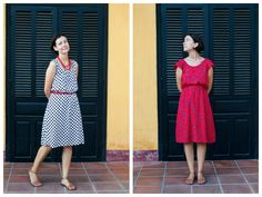 2dd06770af8 Look book of tailor made clothes in Hoi Van