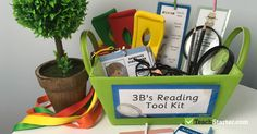 Have you heard of a guided reading tool kit? This blog will give you some fantastic ideas of what to put in your very own classroom reading tool kit!