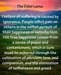 13 Quotes by Dalai Lama