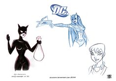 character design DC comics Antheroes by celaoxxx.deviantart.com on @DeviantArt
