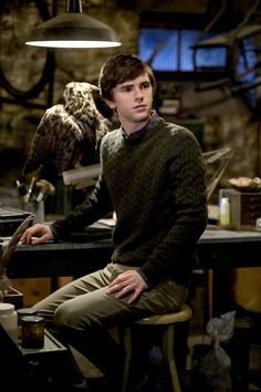 bates motel norman bates bates motel pinterest com die ic nes et s rie. Black Bedroom Furniture Sets. Home Design Ideas