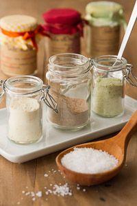 Sale aromatizzato fatto in casa - Brodo di coccole