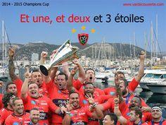 Var Découverte RCT Rugby Club Toulonnais