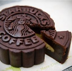Dulce de chocolate Starbucks