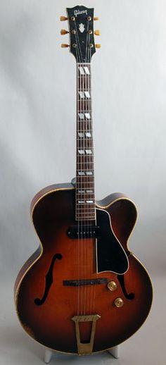 Vintage Guitars - 1948 Gibson ES-350