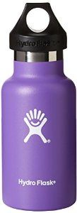 Price:$21.95 Hydro Flask Vacuum Insulated Stainless Steel Water Bottle, Standard Mouth w/Loop Cap