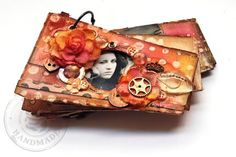 Canvas album by Anna Dabrowska using Donna Downey by Prima