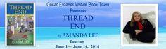 Shelley's Book Case: Thread End by Amanda Lee Blog Tour