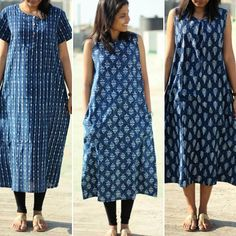 #onsale  Our perfect summer Indigo printed cotton dresses are now on sale on Etsy. When you choose a Warm regards outfit, you can rest assured that it is ethically made with absolute integrity.  Etsy : http://www.etsy.com/shop/warmregardsshop Free shipping in India. An additional 200 INR for worldwide shipping. #summer #sale #worldwideshipping #ethicalfashion #womenswear #clothing #lifestyle #cotton #summeroutfit #indigo #print #pocket #dress #minimalistic #chic #affordable #summerishere…