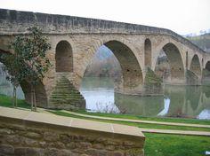 Camino de Santiago, Puente de la Reina
