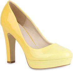 tolle qualität  Schuhe & Handtaschen, Schuhe, Damen, Pumps Plateau Pumps, Peep Toe, Platform, Metal, Heels, Fashion, Handbags, Amazing, Boots