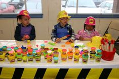 Play-doh Birthday Party Ideas | Photo 24 of 30 | Catch My Party