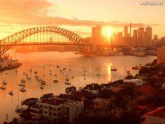 Sun Kissed Sydney, Australia