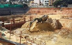 One of the upcoming residential project of Totalenvironment real estate builders - Learning to Fly - Status in JP Nagar, Bangalore