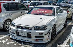 R's Meeting 2015 Nissan Gtr R33, R34 Gtr, Weird Cars, Crazy Cars, Car Jokes, Jdm Cars, Tuner Cars, Nissan Gtr Skyline, Drifting Cars