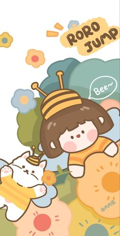 Soft Wallpaper, Drawing Wallpaper, Cute Girl Wallpaper, Bear Wallpaper, Kawaii Wallpaper, Cute Wallpaper Backgrounds, Wallpaper Iphone Cute, Iphone Wallpaper Tumblr Aesthetic, Aesthetic Wallpapers