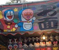 Doraemon x Anpanman.