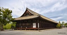 Sanjusangen-do templet Home Fashion, Buddhism, Kyoto, Temples, Cabin, Architecture, House Styles, Home Decor, Culture