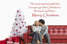 Best Christmas Wishes for Boyfriend