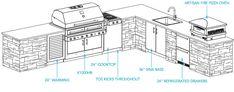 Outdoor Kitchen Designs & Plans | Kalamazoo Outdoor Gourmet