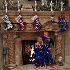 "MX Superstars Christmas Stockings. Sublimated graphics, embroidered MX Superstars logo and felt backing. Measure full 3"" larger than our other boot stockings allowing more ""stocking stuffers"" for your little MXer!  Just $29.95  http://www.smoothindustries.com/detail.asp?PRODUCT_ID=1731-202"