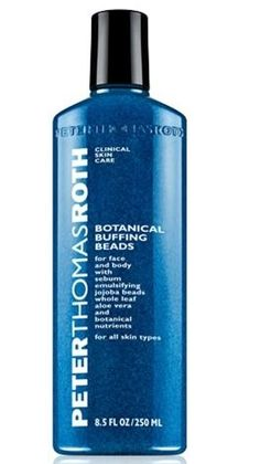 Peter Thomas Roth Botanical Buffing Beads 250 ml - Temizleyici Peeling