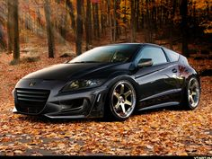 Honda CRZ by galantaigeri