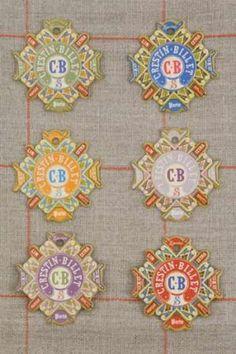 Carentan C&B Thread Cards