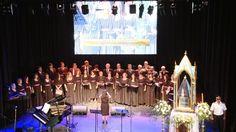 El coro de la #UNCA presente en las celebraciones de la Virgen del Valle - #Catamarca #musica #arte #coro #extensión