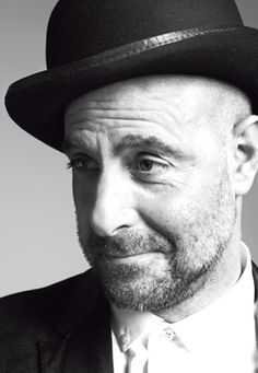 Stanley Tucci. Hilarious and versatile: known for movies ranging from the Hunger…