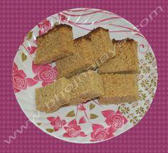 Honey & Ginger Cake Honey, Cake, Kuchen, Torte, Cookies, Cheeseburger Paradise Pie, Tart, Pastries