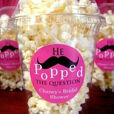 Would be cute for a movie-themed bachelorette party?