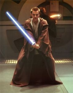 Obi Wan-Kenobi- ewan mcgregor- he was my first crush! I went to see Star wars Episode 1 in 1999 with my big brother, I was 8 years old. I loved him so much my brother bought me a calendar of him :)